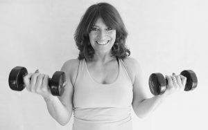 Fiona - personal fitness instructor london