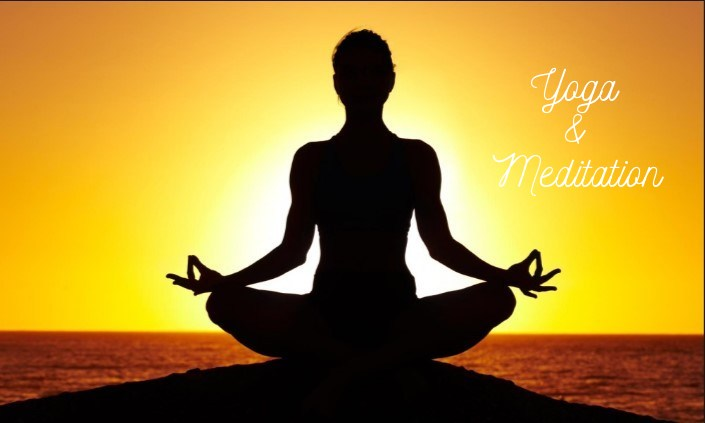 Yoga, Meditation, and Menopause