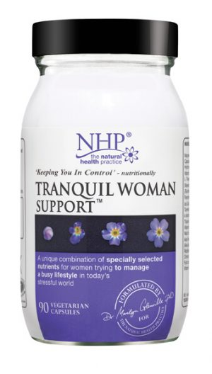 Tranquil Woman Support