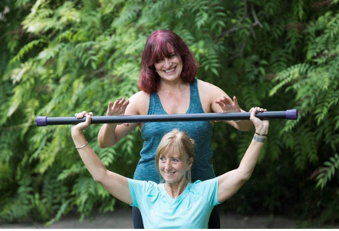 personal training for women over 40s